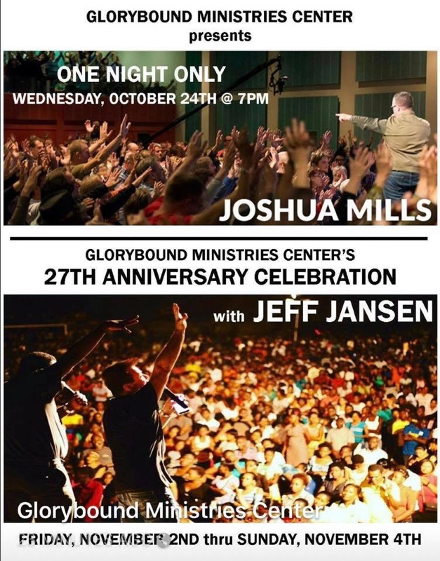 Joshua Mills and Jeff Jansen